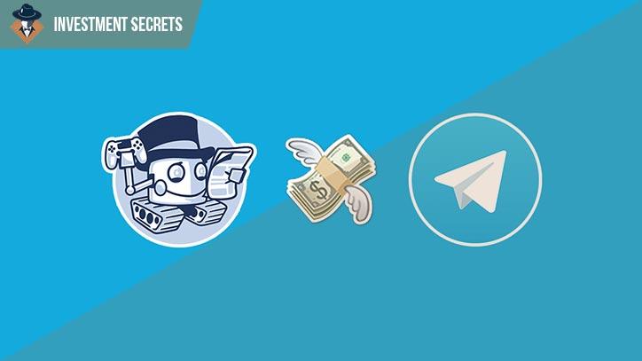 заработок денег в телеграмме