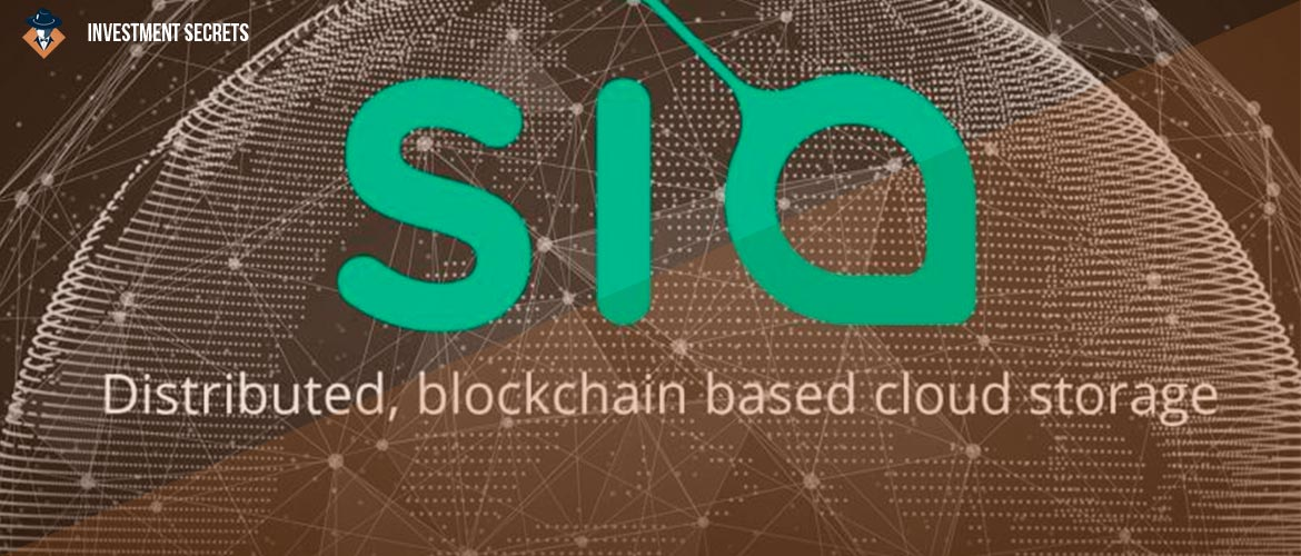 Siacoin криптовалюта