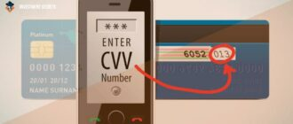 Что такое на банковской карте cvv cvc